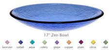Fire & Light Glassware Zen Bowl
