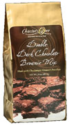 Double Dark Chocolate Brownie Mix