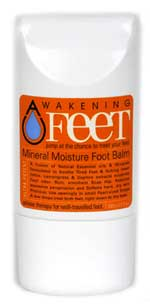 Awakening Feet Dead Sea Foot Cream / Awakening Skin Care