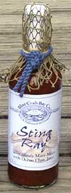 Blue Crab Bay Co. Sting Ray Spicy Bloody Mary Mix