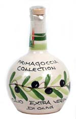 Barbera Frantoia Primagoccia Sicilian Extra Virgin Olive Oil Ceramic Collection (Sicily)