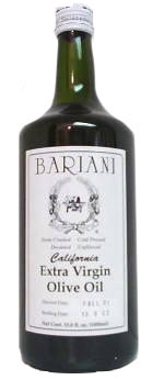 Bariani Extra Virgin Olive Oil (California)
