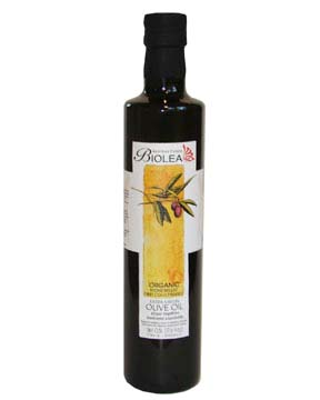 Biolea Organic Greek Extra Virgin Olive Oil (Crete)