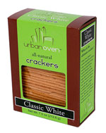 Urban Oven Crackers / Starr Ridge Crackers / Classic White Crackers