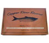 Smoked Copper River Reserve Wild Alaskan Sockeye Salmon   Fillet (5 oz.)