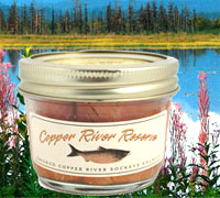 Smoked Copper River Reserve Wild Alaskan Sockeye Salmon Fillets
