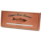 Smoked Copper River Reserve Wild Alaskan Sockeye Salmon Fillet (20 oz.)