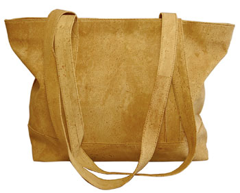 Cork Coruche Tote Bag / Natural