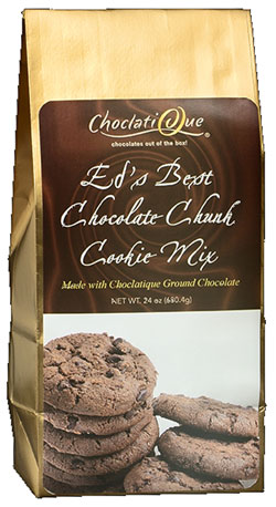 Ed's Best Chocolate Chunk Cookie Mix