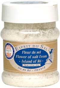 Esprit Du Sel Fleur De Sel / French Sea Salt