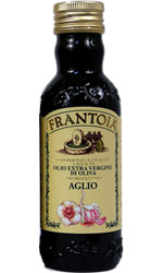 Barbera Frantoia Sicilian Extra Virgin Olive Oil / Garlic Oil