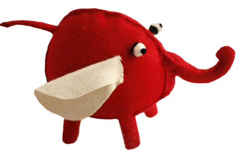 Frederick Elephant / Red