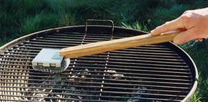 Grill Wizard BBQ Grill Brush