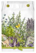 Mary Lake-Thompson Pocket Herbs Apron