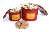 Heritage Shortbread Cookies / Half Gallon Tin