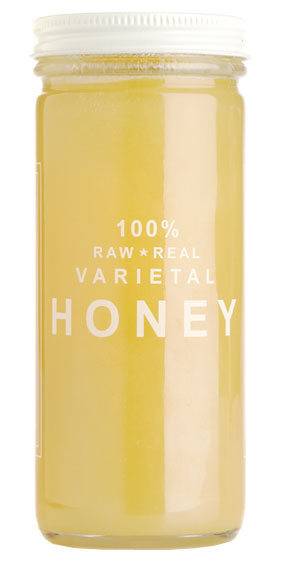 Bee Raw Star Thistle Honey / Colorado