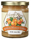 Honey Ridge Farms Apricot Honey Creme / Apricot Spread