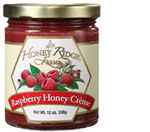 Honey Ridge Farms Raspberry Honey Creme / Raspberry Spread