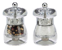 William Bounds Mini Mushrooms Acrylic Mills (Set of 2)