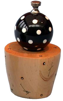 PepArt (Pep Art) Pepper Mill - Natural Pawn