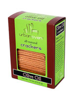 Urban Oven Crackers / Starr Ridge Crackers / Extra Virgin Olive Oil Crackers