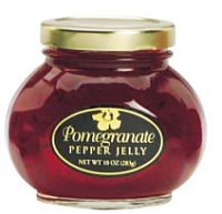Pomegranate Pepper Jelly
