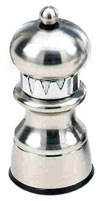 "William Bounds ""Heavy Metal"" Mini Pepper Mill"