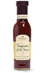 Stonewall Kitchen Pomegranate Grille Sauce