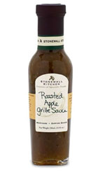 Stonewall Kitchen Roasted Apple Grille Sauce