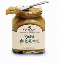 Stonewall Kitchen Roasted Garlic Mustard