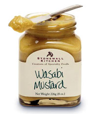 Stonewall Kitchen Wasabi Mustard