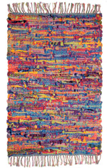 Solmate Hand Knotted &  Woven Rag Rugs