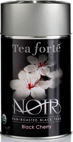 Tea Forte Noir Black Cherry Black Tea