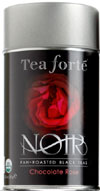 Tea Forte Noir Chocolate Rose Black Tea
