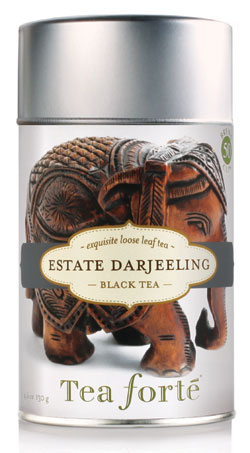 Tea Forte Estate Darjeeling Black Tea