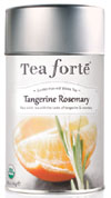 Tea Forte Tangerine Rosemary White Tea