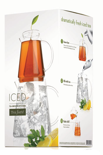 Tea Forte Tea-Over-Ice Brewing Pitchers