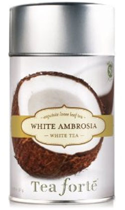 Tea Forte White Ambrosia White Tea