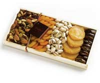 Torn Ranch Spa Tray Dried Fruits & Nuts Gift Pack