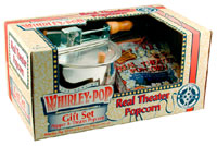 Whirley-Pop Real Theater Popcorn Gift Set