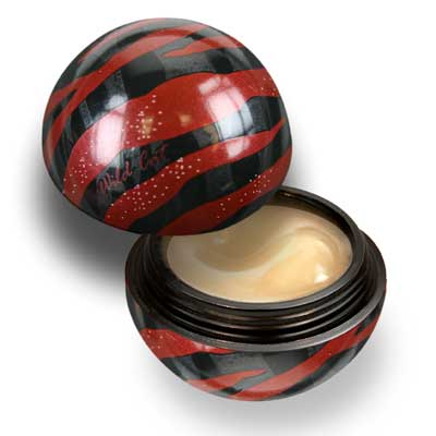 Ballmania Twist & Pout Purr-fection Collection Lip Balm / Wild Cat