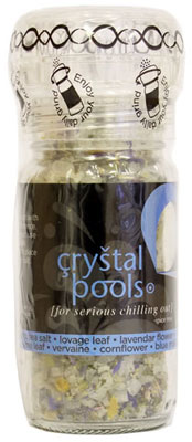 Crystal Pools Spice Grinder / Elements of Spice