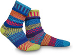 Solmate Socks Adult Bluebell Socks