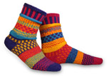 Solmate Socks  Adult Carnation Socks