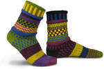 Solmate Socks Adult October Morning Socks