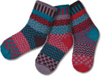 Solmate Kids Butterfly Socks