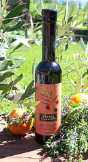Stella Cadente Blood Orange Olive Oil (California)