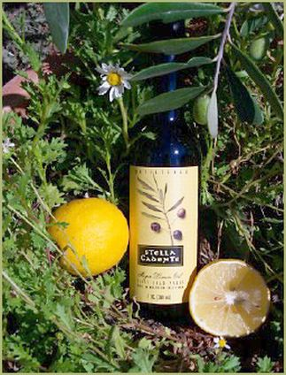 Stella Cadente Meyer Lemon Olive Oil (California)