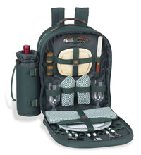 Picnic at Ascot Super Deluxe Picnic Backpack for Two