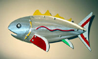 Trippworx Tuna Fish Sculpture